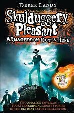 Armageddon Outta Here - The World of Skulduggery Pleasant Paperback – January 29 2015