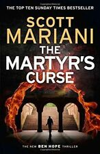 The Martyr's Curse (Ben Hope, Book 11), Mariani, Scott, Very Good condition, Boo