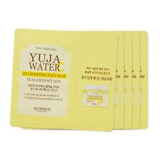 [Sample] [Skin Food] Yuja Water C Vita Boosting Face Mask x 5PCS