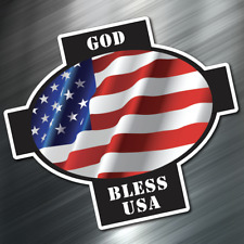 American United States USA Canada Canadian Cross Flag Flags Vinyl - Vinyl decal stickers canada