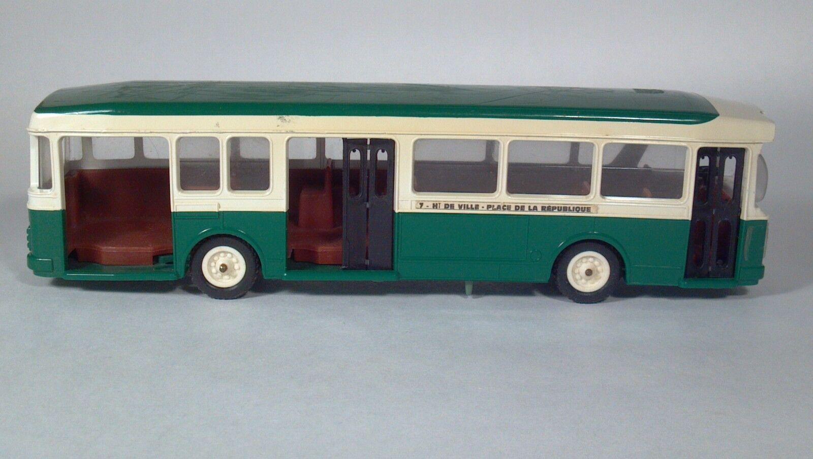 Minialuxe Autobus Parisien Berliet Sgdg Sgdg Sgdg 1 43 Escala Modelo de bus de tránsito de la ciudad r.a.t.p f1eeb5