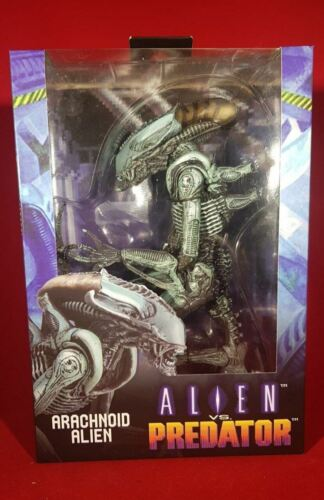 Alien vs Predator arachnoïde alien neca Arcade Action Figure