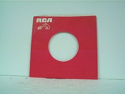 Conscientious 1-rca Record Company 45's Sleeves Lot #427 Music