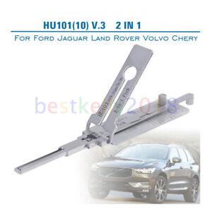 10 LISHI 2 In 1 Auto and Decoder Lock Plug Reader Car Hand Tools HU101