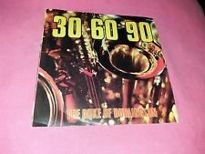 DISCO 45 giri  -   The Duke Of Burlington – 30 60 90 / Soul Clap '69  jazz funk