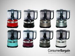 KitchenAid-KFC3516-3-5-Cup-Mini-Food-Processor-Guaranteed-Refurbished-BPA-Free