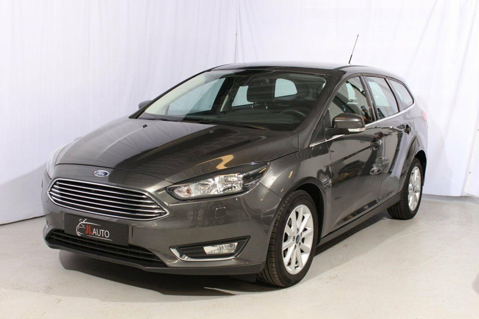 Ford Focus 1,5 TDCi 120 Titanium stc. aut. 5d - 219.990 kr.