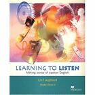 Learning to Listen 2 - Student Book - Making Sense of SpokenEnglish by Lin Lougheed (Paperback, 2002)