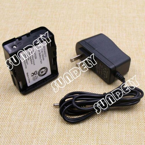 Charger PMNN4001C Li-ion Battery Pack for Motorola GP63 GP68 GP688