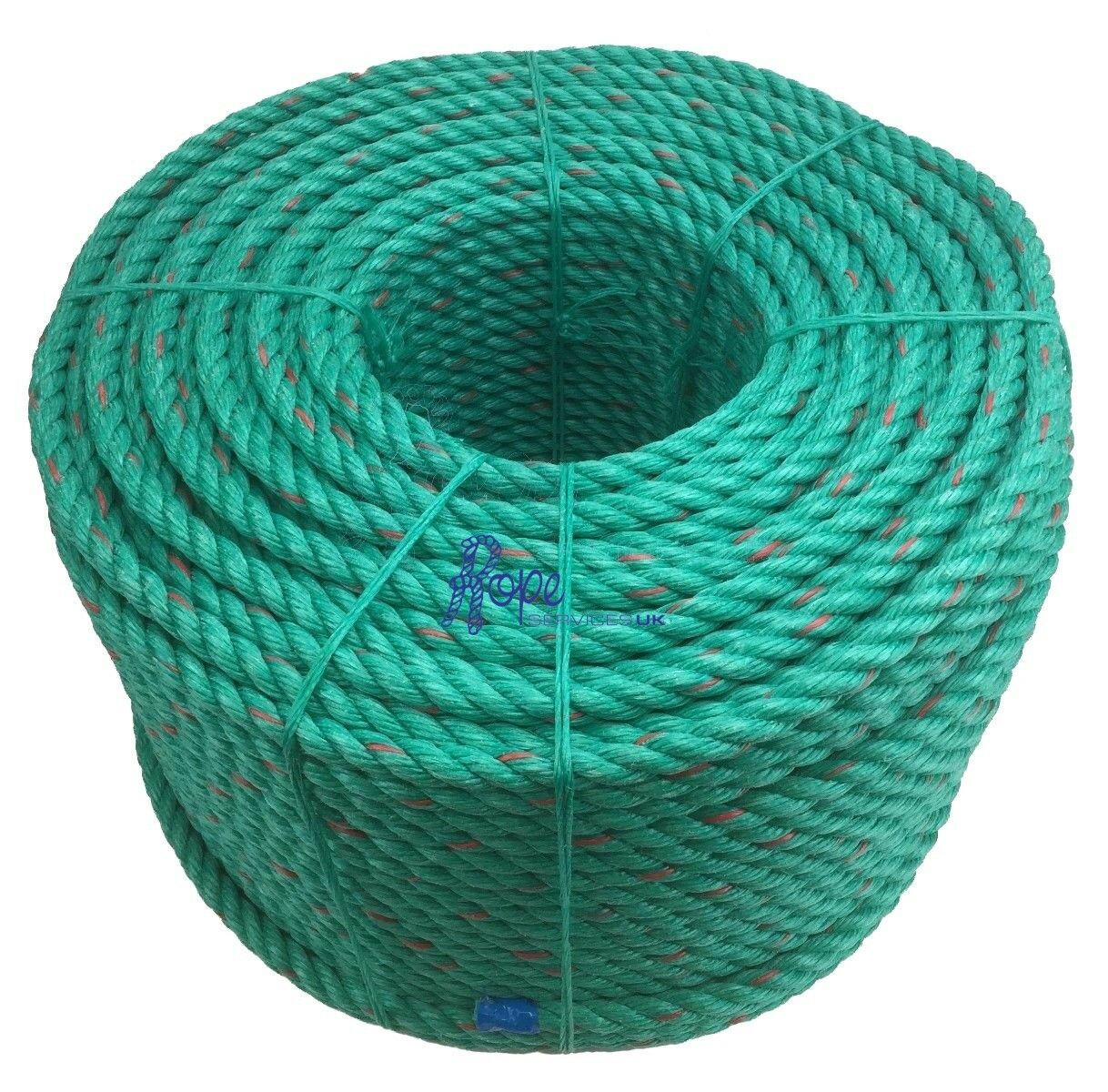 18mm Polysteel Rope  x 25 Metres, Lowering, Arborist, Rigging, Tree Surgery Rope  first time reply