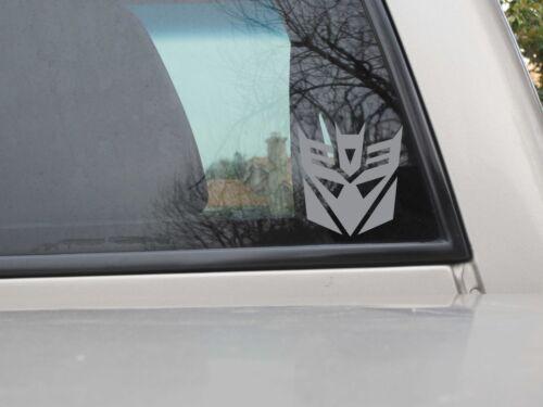 Transformers Decepticon Logo Sticker Decepticon Sticker Vinyl Decal