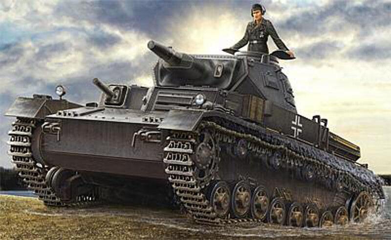 Hobby Boss Boss Boss 80132 - German Panzerkampfwagen IV Ausf. D Tauch  | eine große Vielfalt  4f49c3