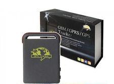 LOCALIZZATORE SATELLITARE ANTIFURTO GPS GSM GPRS  TRACKER SOS TASCABILE TK-102