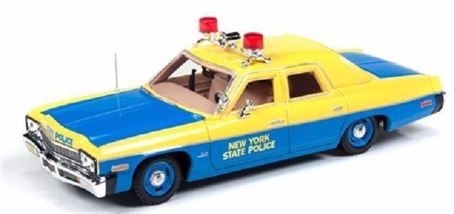 Le rythme cardiaque est pire que l'action! l'action! l'action! American Muscle 1:43 Dodge Monaco-NY State Police Résine Voiture Modèle | Outlet Store Online  | La Réputation D'abord  541c76