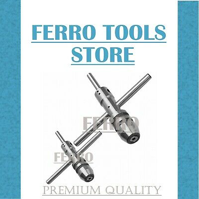 PRECISION Spindle Tap Wrench Capacity 1//4-1//2-Tapping Threading Drill Press Lathe Tool