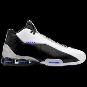 Nike-Shox-BB4-White-Black-Blue-Mens-Basketball-Vince-Carter-Retro-2020-NEW