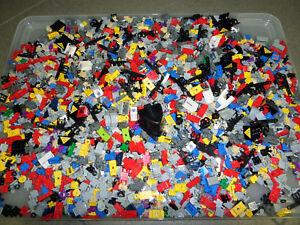 Lego Plus De 8 Kg Pièces Diverses, City, Technic, Vintage En Bon État