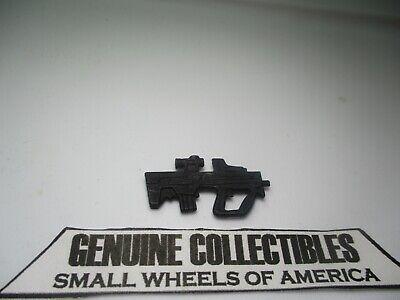 GI Joe Weapon Iron Grenadier Shoulder Pad Black 2003 Original Figure Accessory