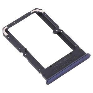 Fach Unterstützung Brieftasche Karte Dual-Sim Für OPPO A92S/PDKM00 Schwarz