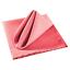 miniature 17 - En-Tissu-Uni-Polyester-Coton-Serviettes-de-table-de-mariage-tissu-lin-Diner-1pc