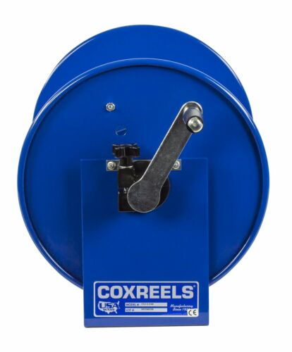 """Coxreels 117-5-100 Compact Hand Crank Hose Reel 4,000 PSI Holds 3//4/"""" x 100/'..."""