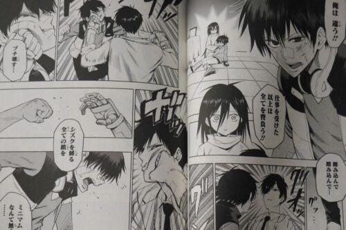 JAPAN Yuuki Kodama Hamatora The Comic vol.1~3 Complete Set manga Blood Lad