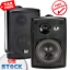 3-Way-High-Performance-Outdoor-Indoor-Speakers-Powerful-Bass-Weather-Resistance miniature 1