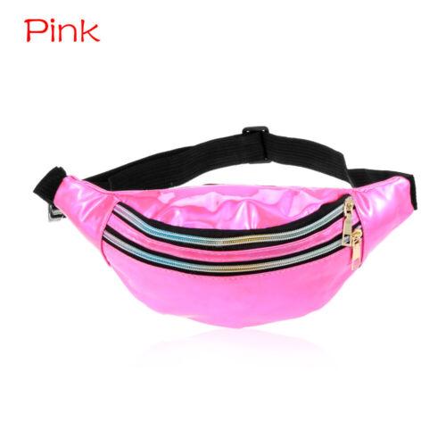 Storage Bag Satchel Wallet Waist Packs Fanny Pack Laser Belt Bags Make-up Pouch