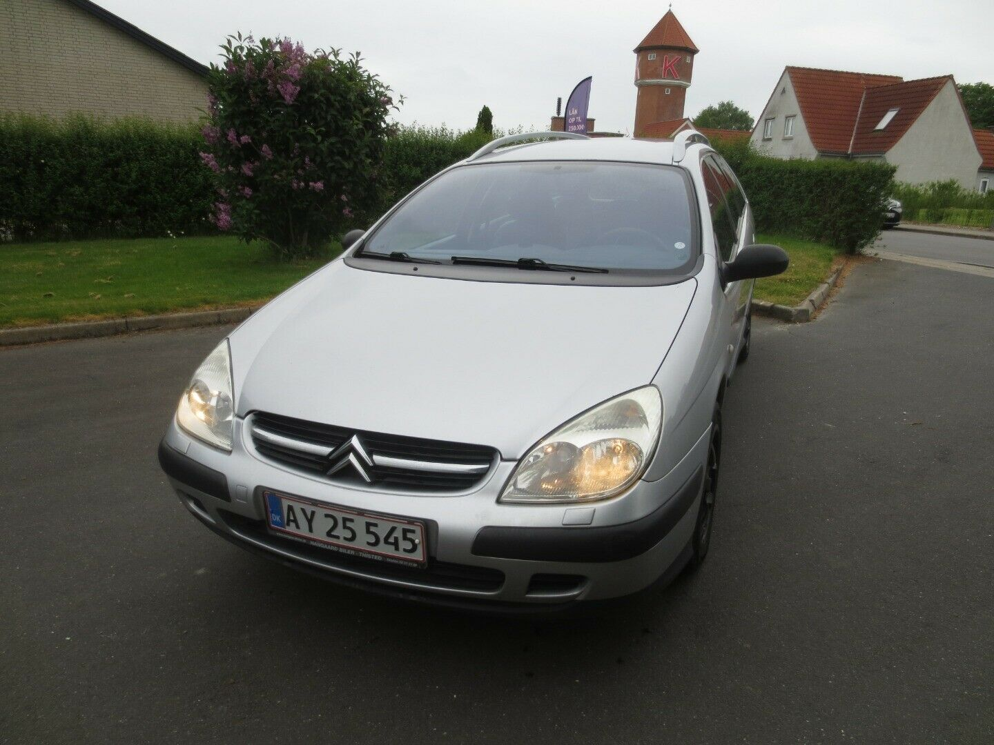Citroën C5 1,8i 16V Advance Weekend 5d - 9.900 kr.