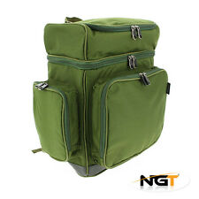 NEW NGT XPR Multi Compartment Rucksack NGT Carp Coarse Fishing Tackle RUCKSACK