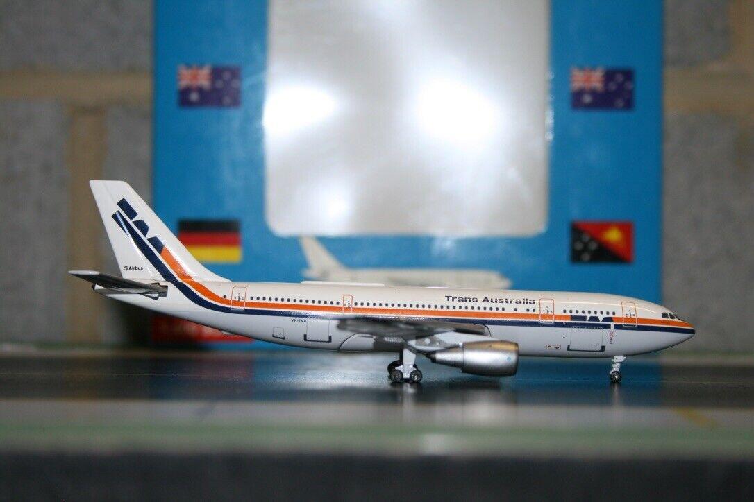 Aeroclassics 1 400 TAA Trans Australia Airbus A300 VH-TAA (ACVHTAA) Model Plane