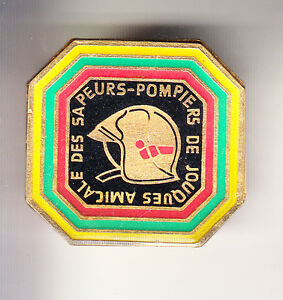 RARE-PINS-PIN-039-S-POMPIER-FIRE-CASERNE-CASQUE-JOUQUES-13-CD