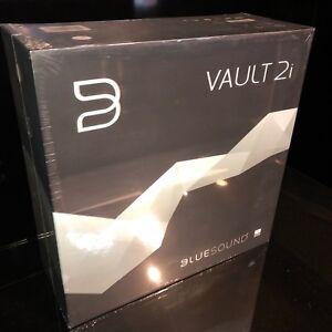 Sealed-2018-Bluesound-VAULT-2i-Streaming-Music-Storage-amp-Player-BLK-or-WHT