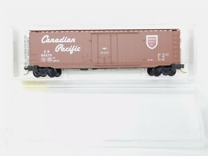 N-Scale-MTL-Micro-Trains-32170-CP-Canadian-Pacific-50-039-Standard-Box-Car-80275