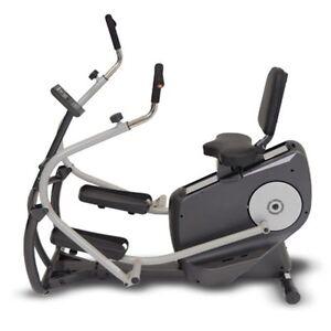 Treadlife Strider Tl1 Recumbent Stepper Elliptical Bike