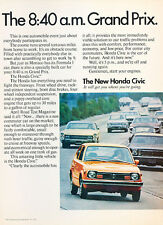 Freedom 2007 Honda Civic Classic Vintage Advertisement Ad D90