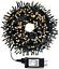 JMEXSUSS 200 LED Christmas Lights Indoor Outdoor Warm White Christmas Tree 66ft