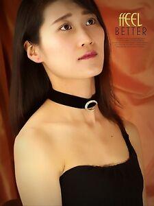 collier ras de cou sexy