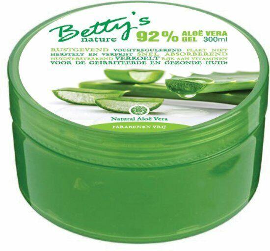 300 ml Aloe Vera Gel Feuchtigkeitscreme Gesichtspflege Handcreme Body Creme