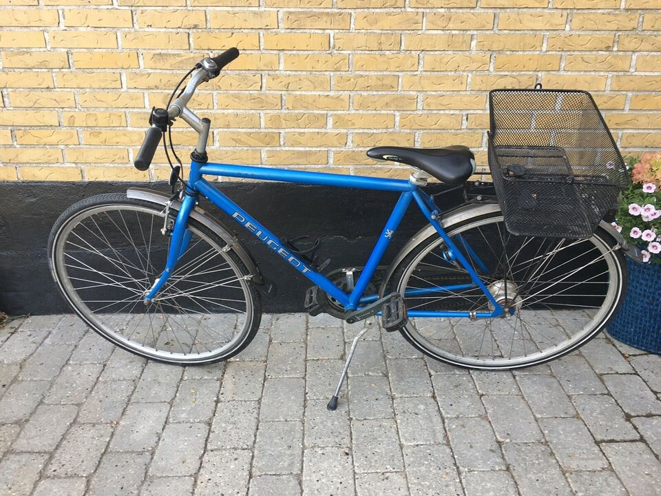 Herrecykel, Peugeot Citybike, 48 cm stel