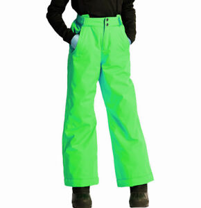 e7d4c36d900f7 Details about DARE 2B WHIRLWIND II NEON GREEN SKI PANT SALOPETTE Sizes  9-10,11-12, 13/14 15/16