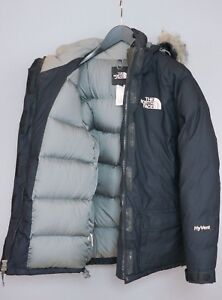 439069e6b Details about Women The North Face Jacket HyVent Down Filled Warm Winter S  UK10 ZFA286