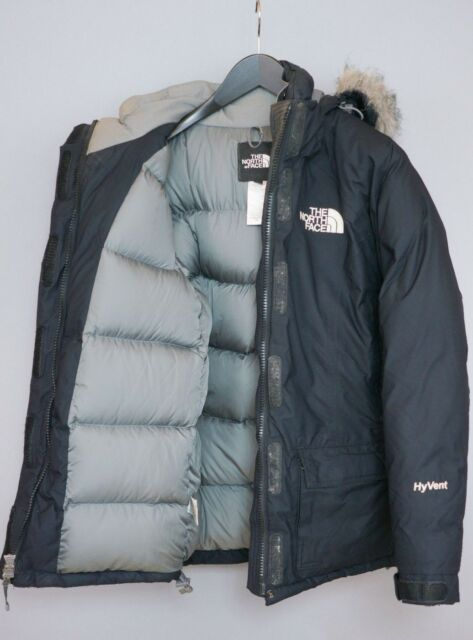 4ca38ff18 Women The North Face Jacket HyVent Down Filled Warm Winter S UK10 ZFA286