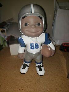 Rare-Vintage-11-034-Dallas-Cowboys-Ceramic-Figurine-88-Irvin