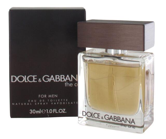 Dolce   Gabbana The One for Men 30 Ml Eau De Toilette Steam Man   eBay 0a8bdee537fd