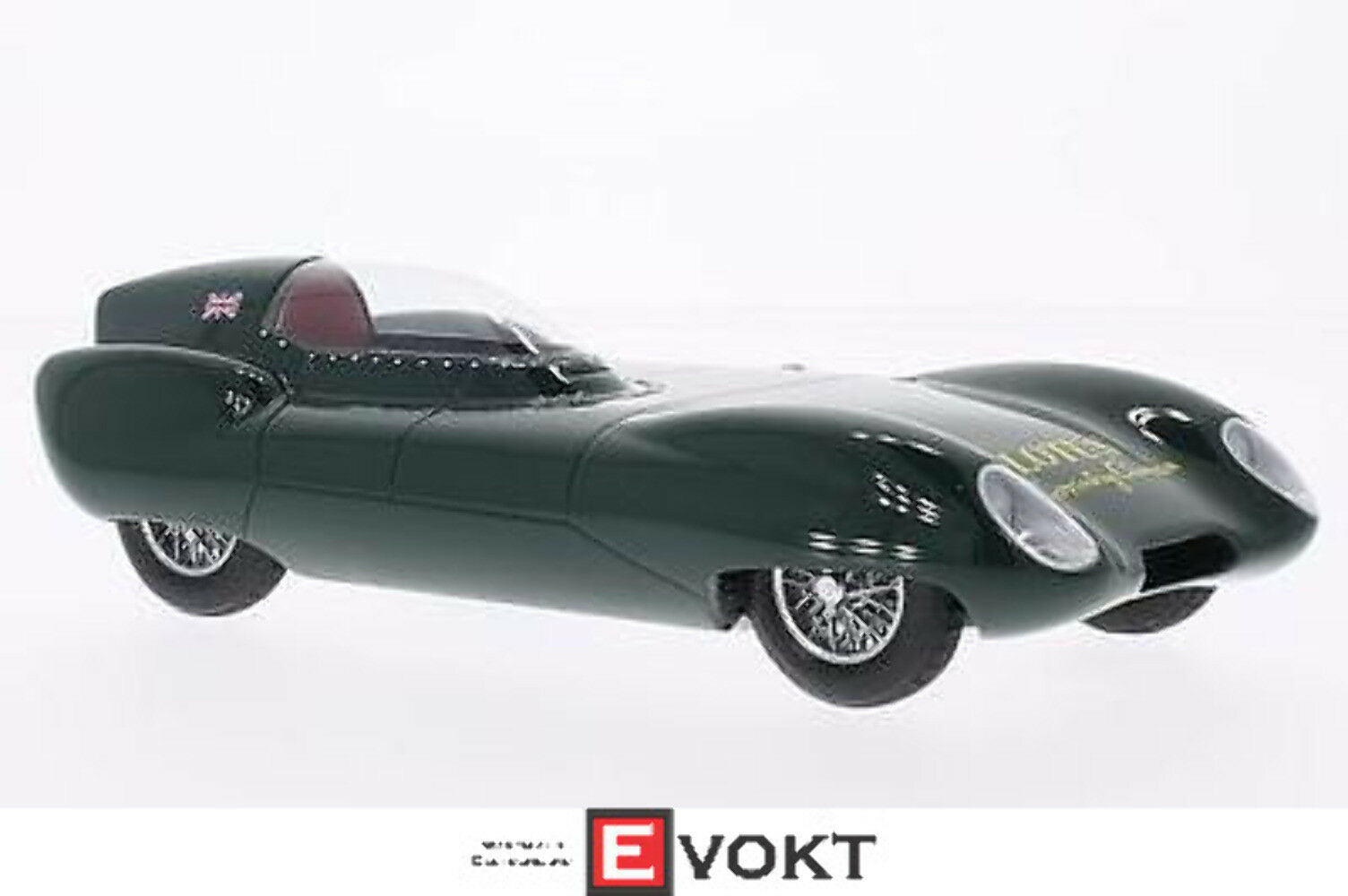 Lotus Eleven Record Car, RHD, Coventry Climax, Monza, 1 18, BoS Models