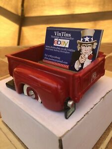 Ford-F-100-Truck-Bed-coin-business-card-paper-clip-Holder