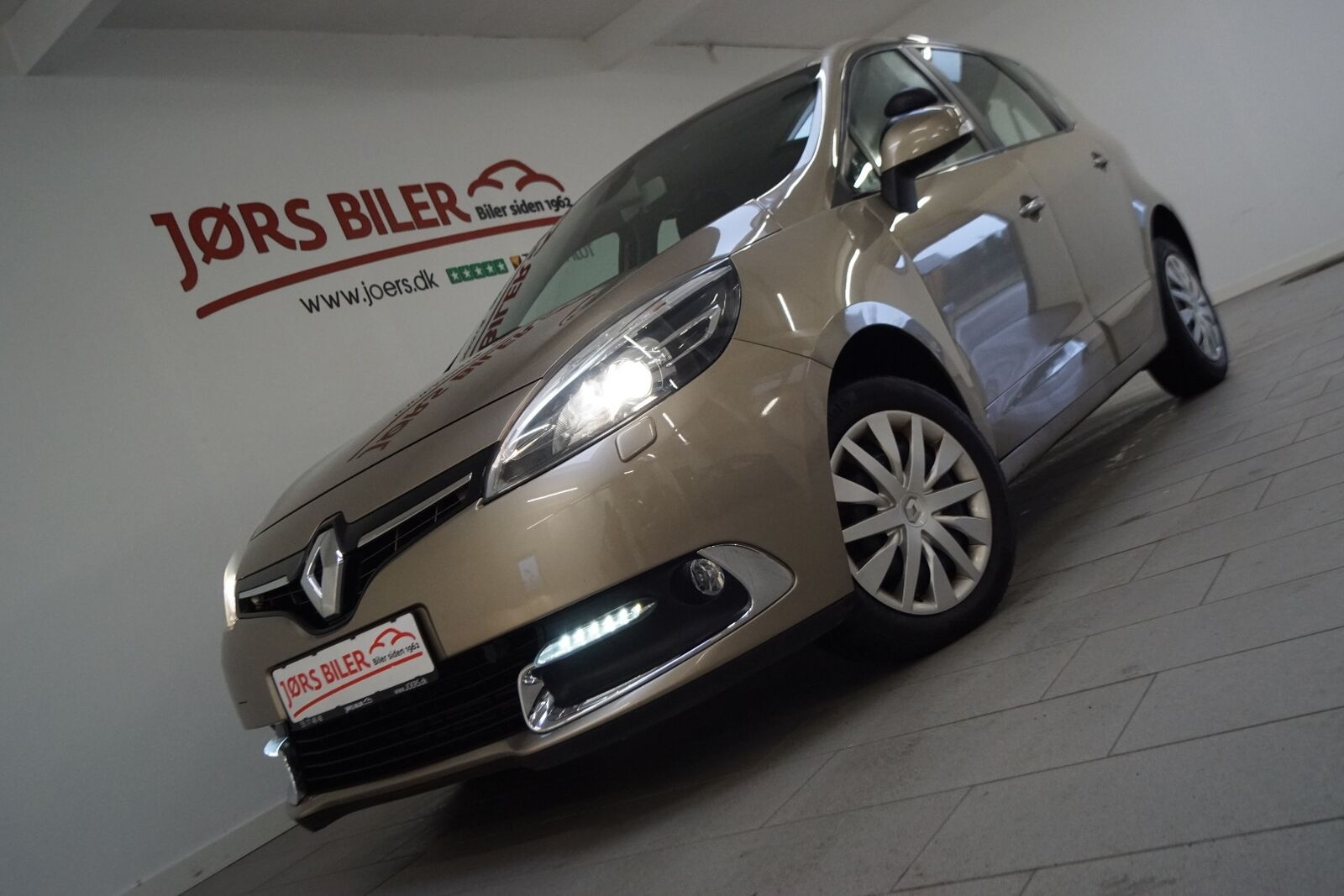 Renault Scenic III 1,5 dCi 110 Limited Edition EDC 5d - 109.800 kr.