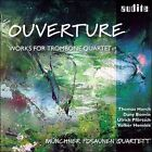 Ouverture: Works for Trombone Quartet (CD, Sep-2007, Audite)