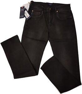 Armani-Jeans-AJ-J45-Regular-Fit-BLACK-Winters-2018-19-W30-W38